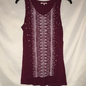 Tank top Maurices